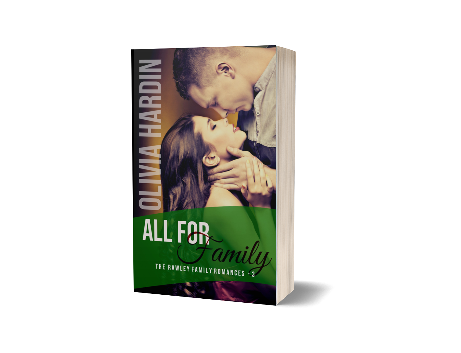 All for Family Signed Paperback