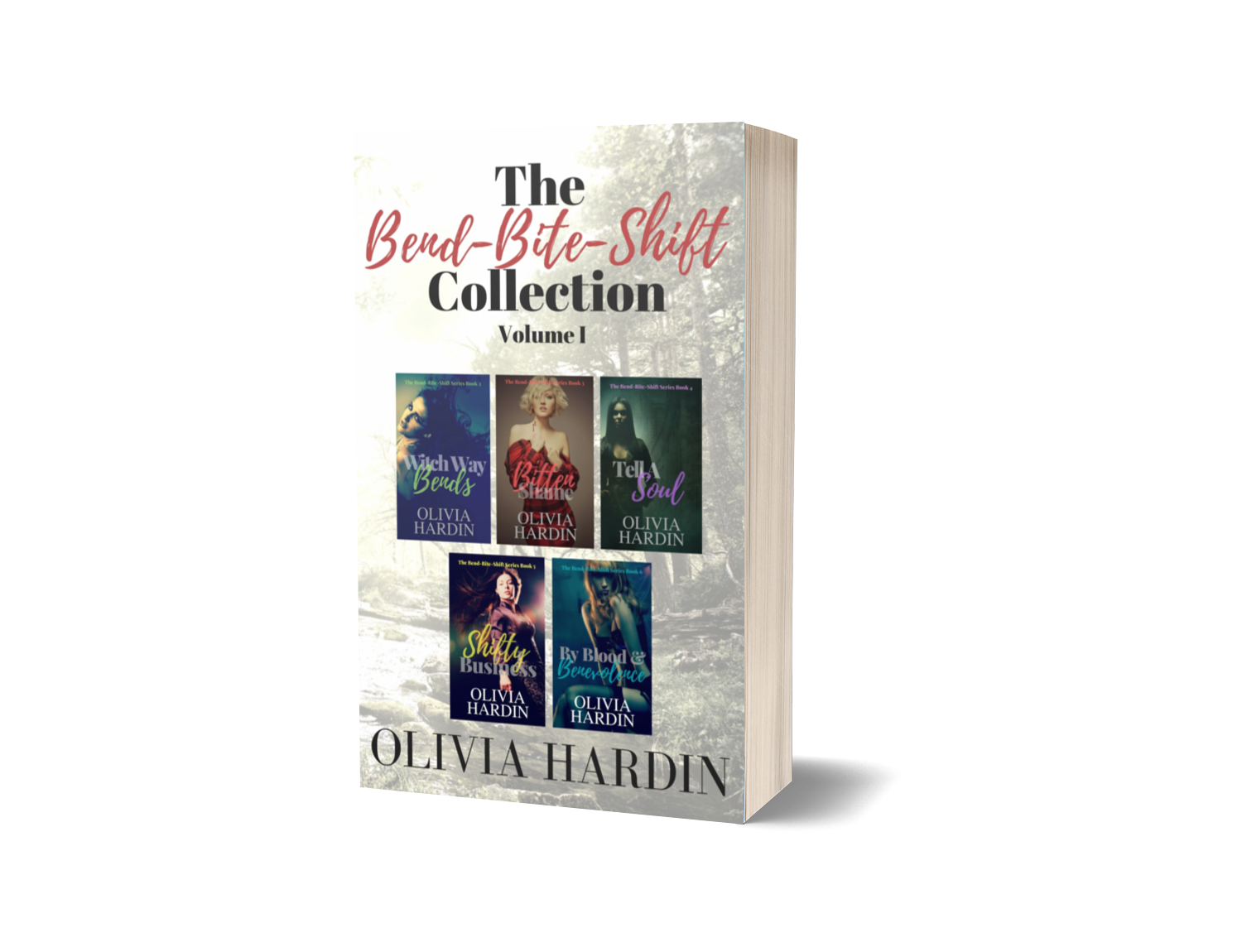 The Bend-Bite-Shift Collection Volume I