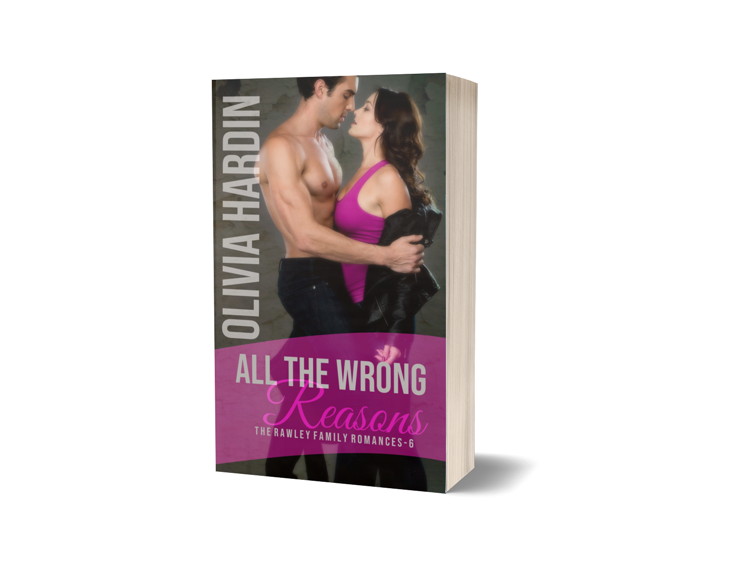 All the Wrong Reasons Signed Paperback
