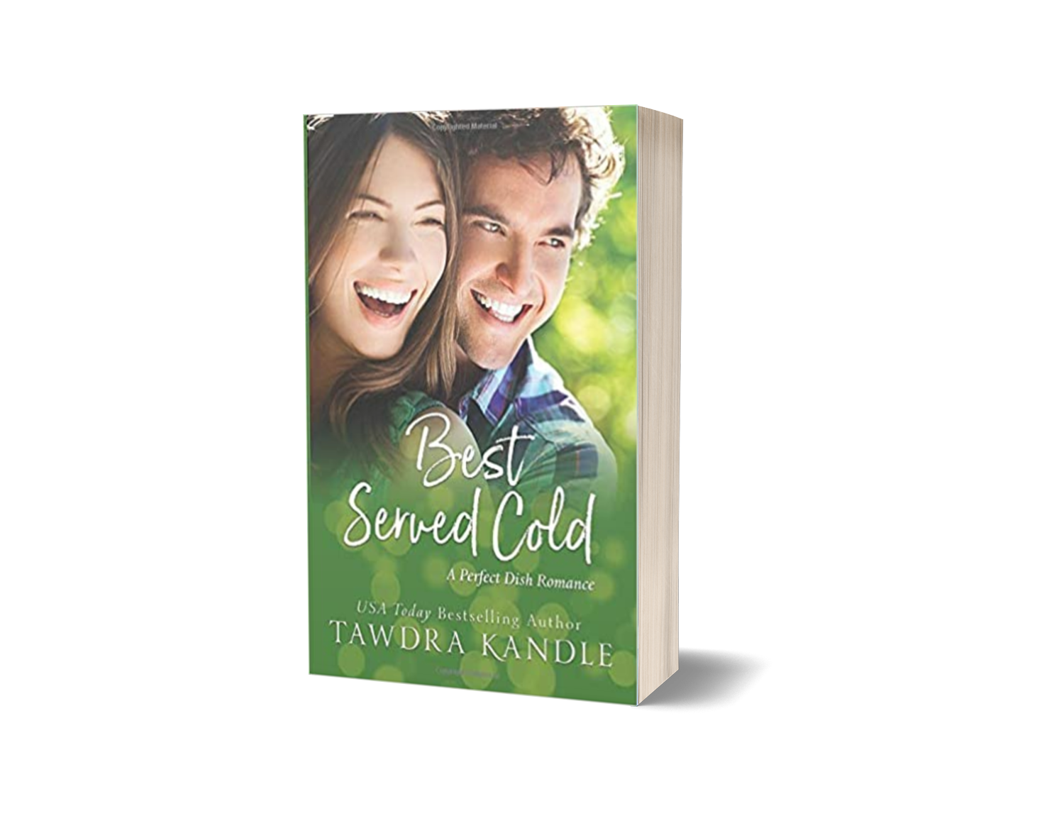 Best Served Cold Signed Paperback