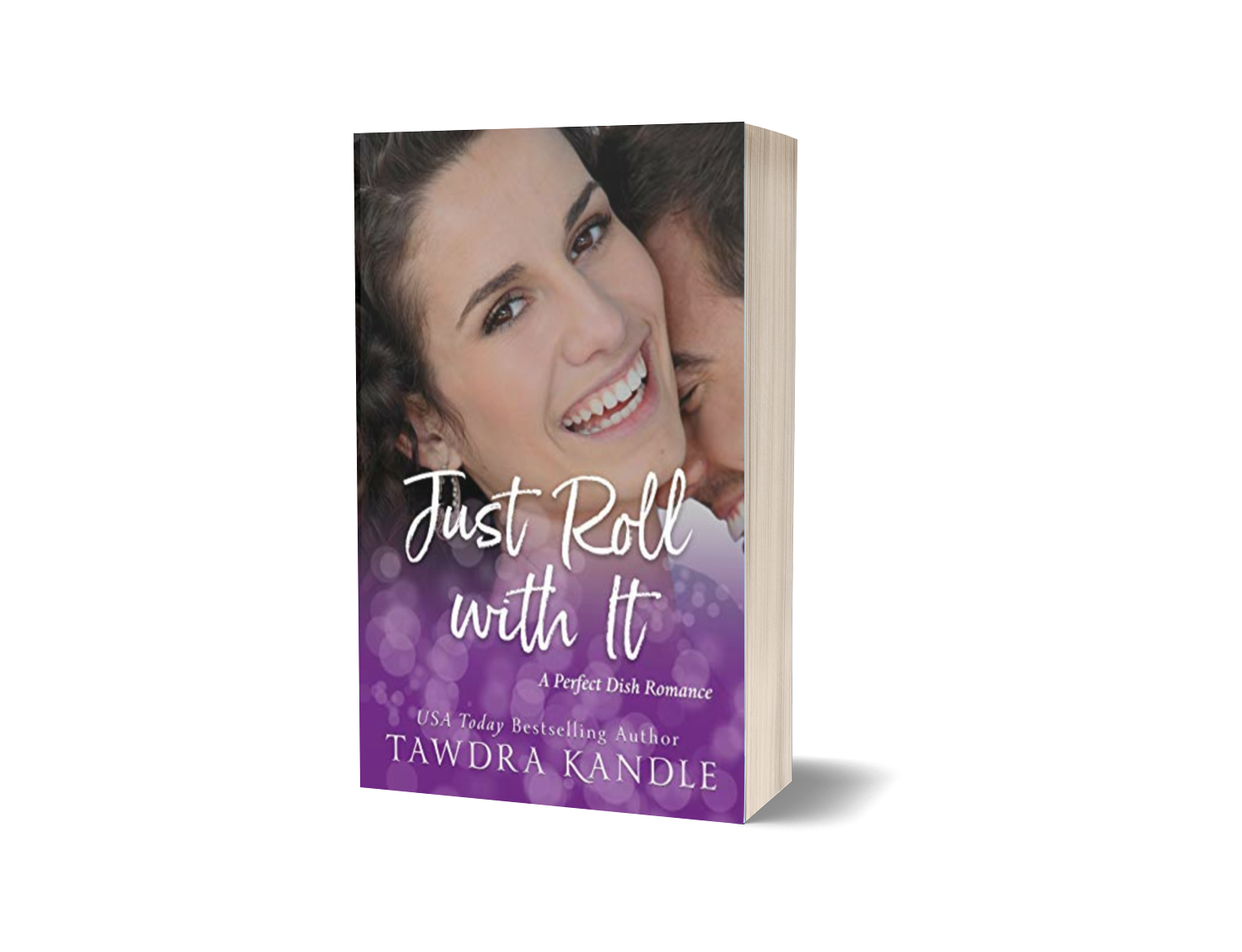 Just Roll With It Signed Paperback